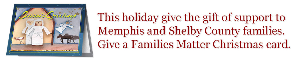 Order your Holiday Cards from Families Matter and help families in need